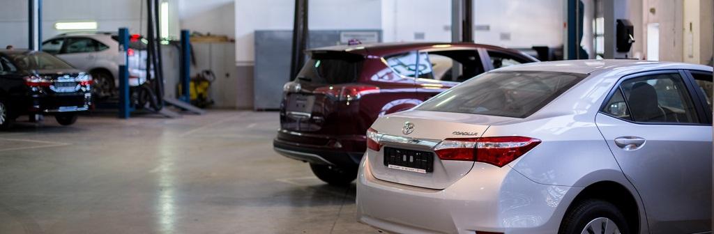Ремонт автомобилей Тойота