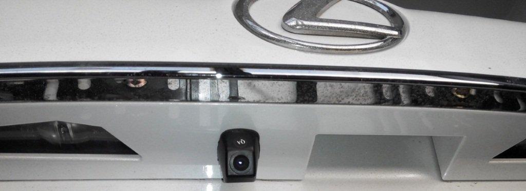 Установка камеры заднего вида и стоимость работ